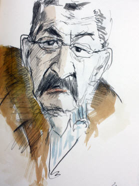Günther Grass I, 2009