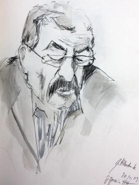 Günther Grass II, 2009